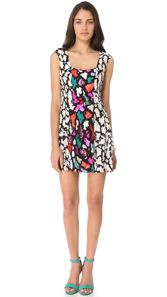 Nanette Lepore Double Happiness Dress