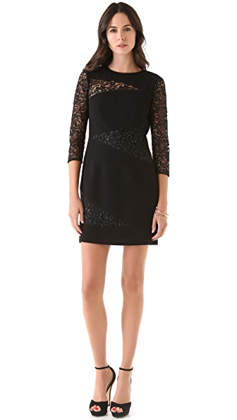 Nanette Lepore Back Slash Dress