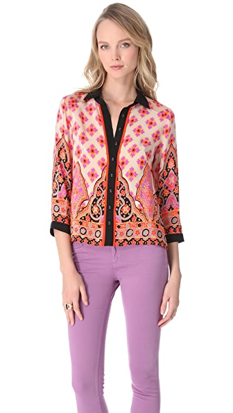 Nanette Lepore Dreamy Top