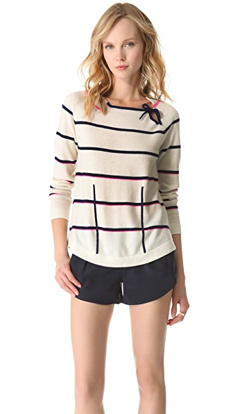 Nanette Lepore Popular Cashmere Sweater