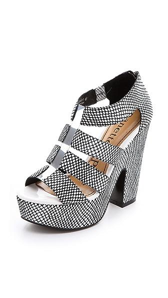 Nanette Lepore Addicted to You Platform Sandals