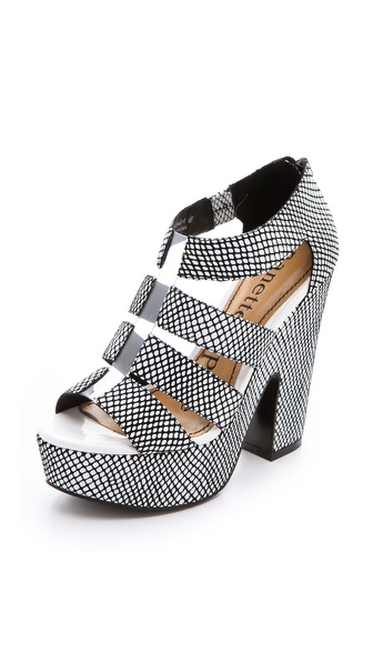 Nanette Lepore Addicted to You Platform Sandals