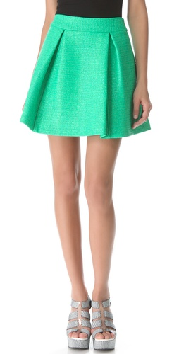 Nanette Lepore Playlist Skirt
