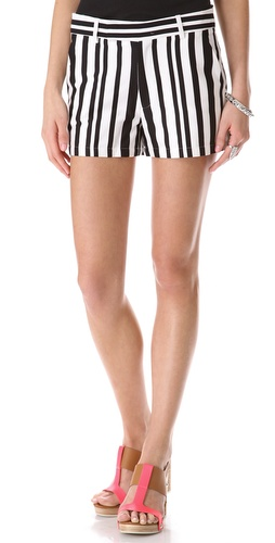 Nanette Lepore Striking Shorts