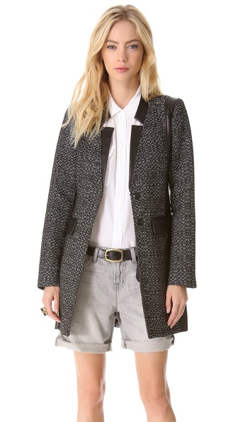 Nanette Lepore Big Top Coat
