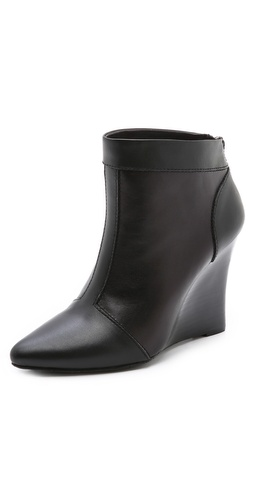 Nanette Lepore Intoxicating Wedge Booties at Shopbop / East Dane