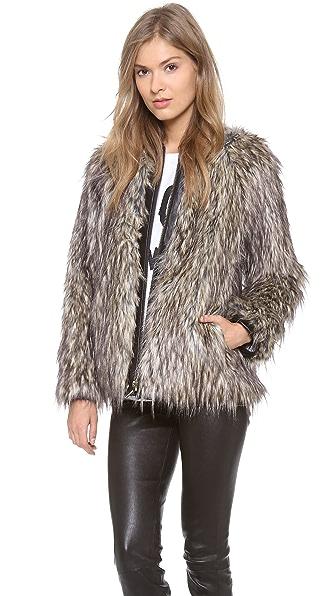 Nanette Lepore Vagabond Jacket