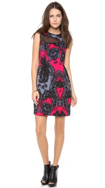 Nanette Lepore La Seine Dress