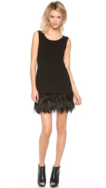 Nanette Lepore Plume Shift Dress