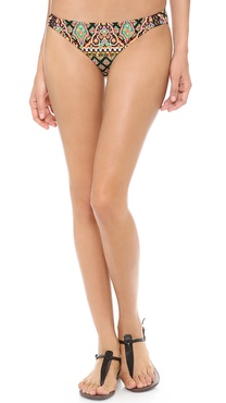 Nanette Lepore Moroccan Medallion Bikini Bottoms