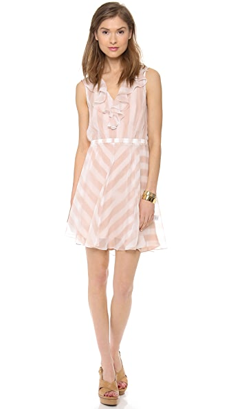Nanette Lepore Subtle Hint Dress