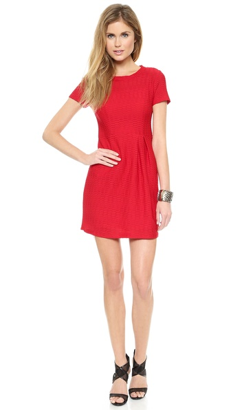 Nanette Lepore Cliff Hanger Dress