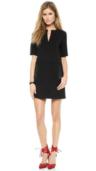 Nanette Lepore Academic Shift Dress