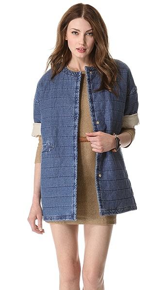 Nanushka Lollo Jacket
