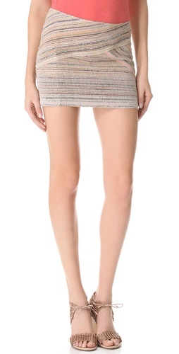 Nanushka Buzz Skirt