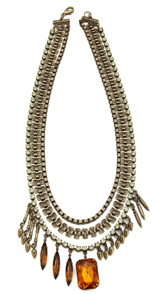 NCbis Carlos Necklace