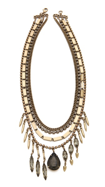 NCbis Ginger Necklace