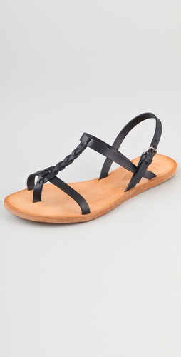 N.D.C. Made by Hand Juliet Flat Sandals
