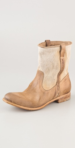N.D.C. Made by Hand Vaquero Stripe Boots