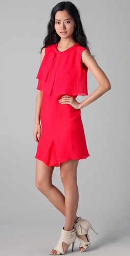Nellie Partow Cleo Dress