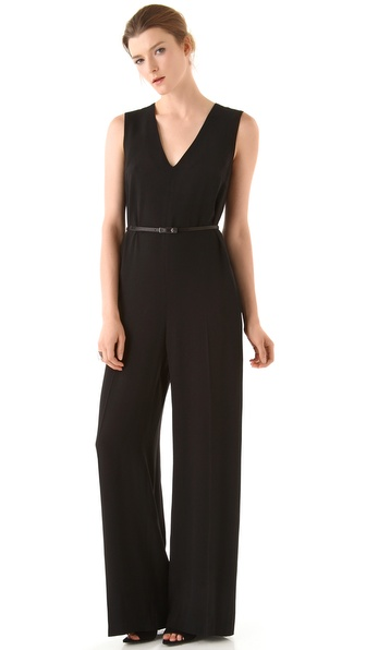 Nellie Partow Balin Jumpsuit