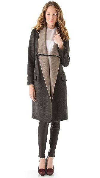 Nellie Partow Jade Coat