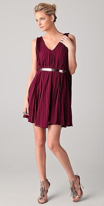 Nicholas Melanie Belted Dress