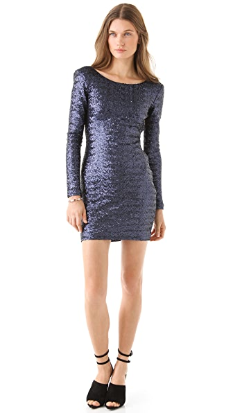 Nicholas Rhea Sequin Dress