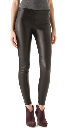Shop Nicholas Bethany Leather Leggings and Nicholas online - Apparel,Womens,Bottoms,Leggings, online Store