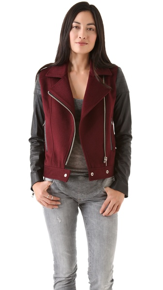 Nicholas Chelsea Biker Jacket