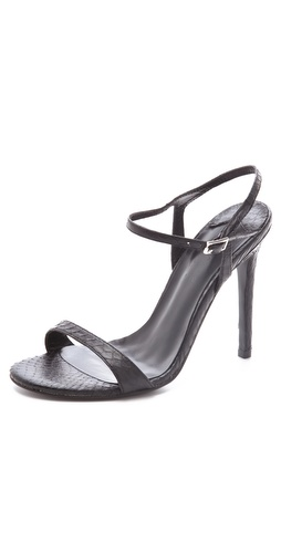Shop Nicholas Jackie Snake Sandals and Nicholas online - Footwear,Womens,Footwear,Sandals, online Store