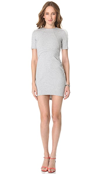 Nicholas Ponte Two Tone Dress