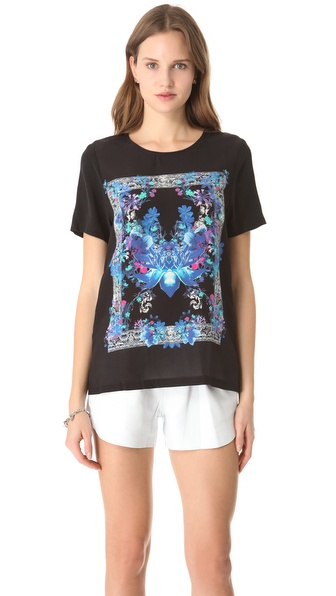 Nicholas Botanical Haze Tee