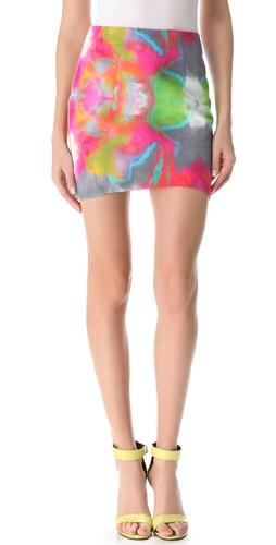 Nicholas Watercolor Skirt
