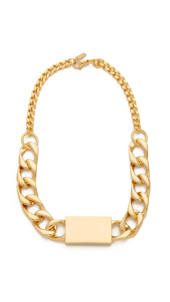 Nicholas ID Necklace