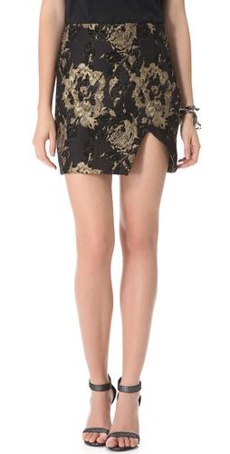 Nicholas Goldie Angled Skirt