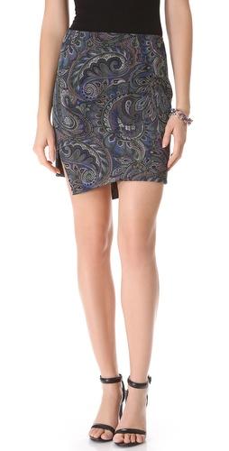 Nicholas Vintage Jacquard Skirt