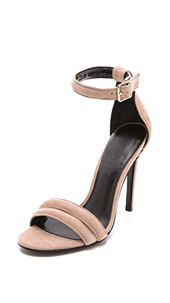 Nicholas Jocelyn Suede Sandals