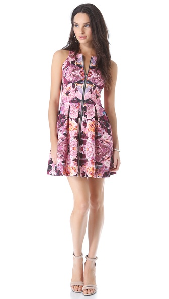 Nicholas Rose Reflect Scuba Dress