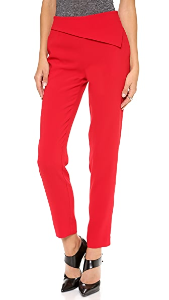 Nicholas Tailored Straight Leg Pants