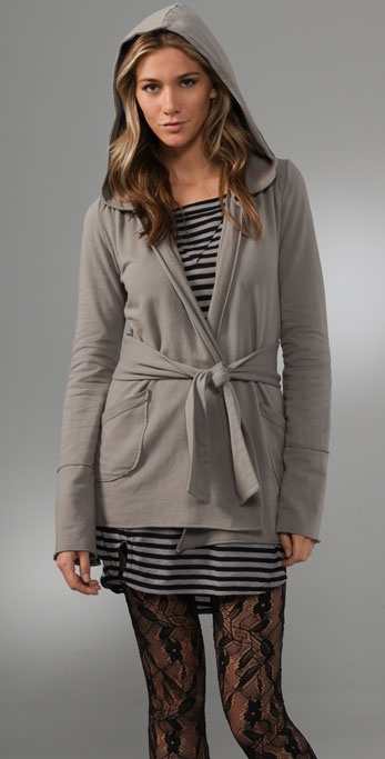 Nightcap Clothing Hooded Jacket