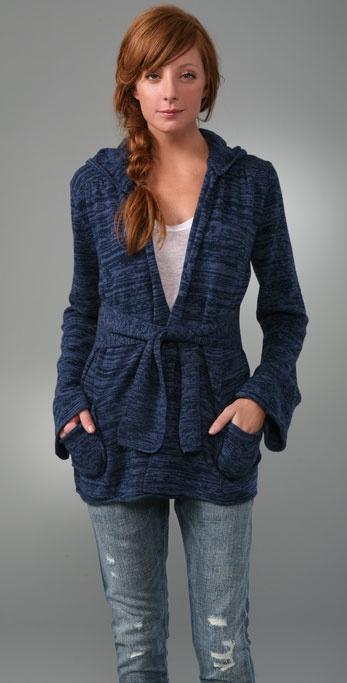 Nightcap Clothing Cashmere Hoodie