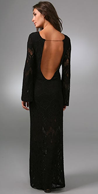 Nightcap Clothing Long Priscilla Dress
