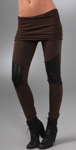 Nightcap Clothing Motorcycle Leggings