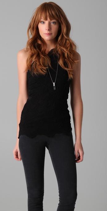 Nightcap Clothing One Shoulder Top