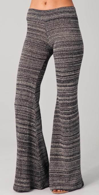 Nightcap Clothing Kasuri Flare Pants