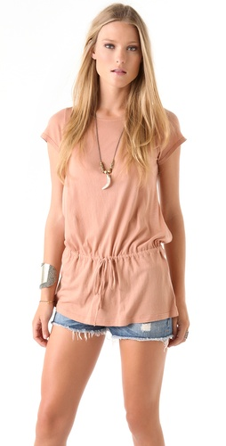 Nightcap Clothing Backless Tunic Tee