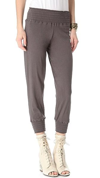 Nightcap Clothing Smocked Pirate Pants