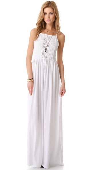 Nightcap Clothing Apron Beach Maxi Dress
