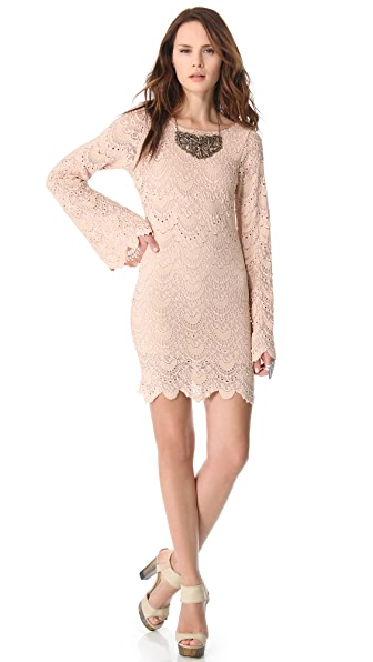 Nightcap Clothing Lace Priscilla Dress